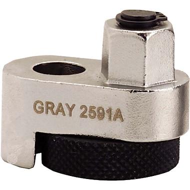 Gray Tools – Extracteur de goujon à prise de 1/2 po, 1/4 à 9/16 po