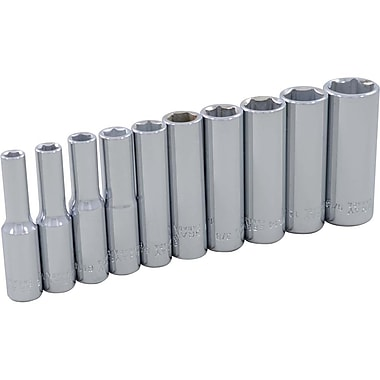 Gray Tools 10 Piece 1/4