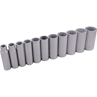 Gray Tools 11 Piece 3/8