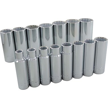 Gray Tools 15 Piece 1/2
