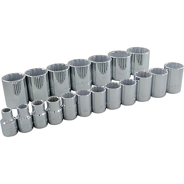 Gray Tools 19 Piece 1/2