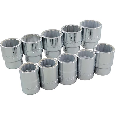 Gray Tools 10 Piece 3/4