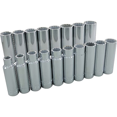 Gray Tools 18 Piece 1/2