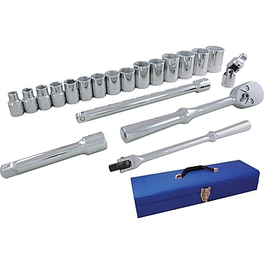 Gray Tools 20 Piece 1/2