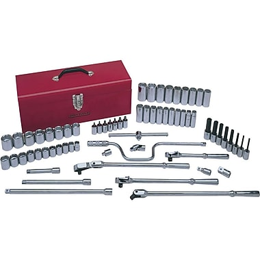 Gray Tools 67 Piece 1/2