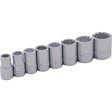 Gray Tools 8 Piece 1/4