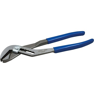 Gray Tools Water Pump Pliers, 10-1/4
