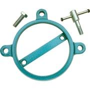 Gray Tools – Base pivotante de 9 po, pour étau à tuyau forgé mixte Vs150