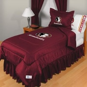 Sports Coverage Florida State University Comforter; Full/Queen