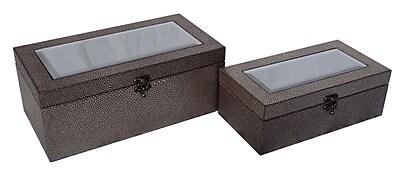 Cheungs 2 Piece Treasure Box Set