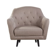 Gold Sparrow Aurora Arm Chair; Toffee