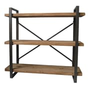 Moe's Home Collection Lex 44'' Etagere Bookcase