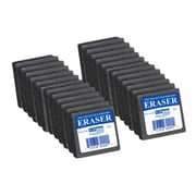 Flipside Products Student Dry Erase/ Chalk Eraser 2''H x 2''W x 2''D