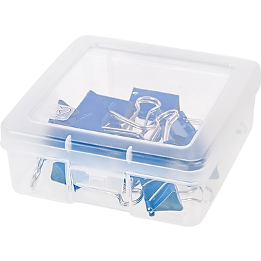 IRIS® Small Modular Supply Case, Clear, 10 Pack (215516)