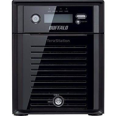 Buffalo Technology – TeraStation WSS WS5400DN0804W2, 8 To