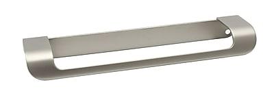 Schwinn Hardware 6 2/7'' Center Bar Pull; Satin Nickel