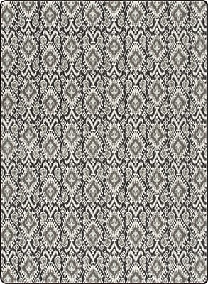 Milliken Imagine Crafted Graphite Area Rug; Rectangle 2'1'' x 7'8''