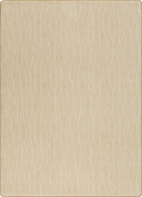 Milliken Imagine Flow Pampas Taupe Area Rug; Rectangle 5'3'' x 7'8''
