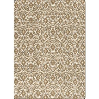 Milliken Imagine Crafted Sepia Area Rug; 5'3'' x 7'8''