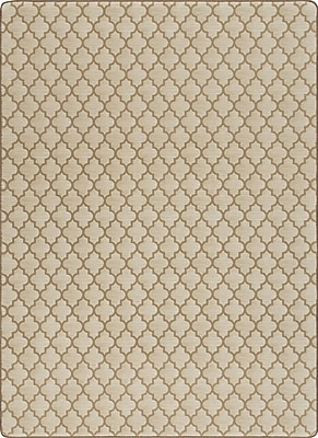 Milliken Imagine Essex Praline Area Rug; Rectangle 7'8'' x 10'9''