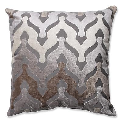 Pillow Perfect Monroe Cut Throw Pillow; 18'' H x 18'' W x 5'' D