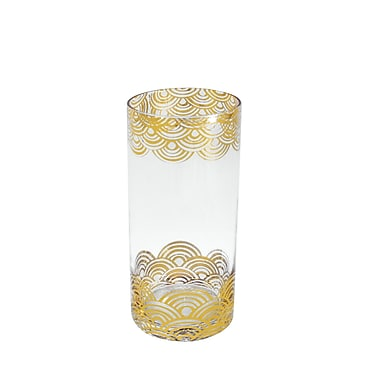 Tinsley Mortimer Wave Highball (Set of 4)