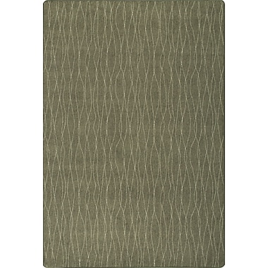 Milliken Imagine Flow Tapestry Green Area Rug; 2'7'' x 3'10''