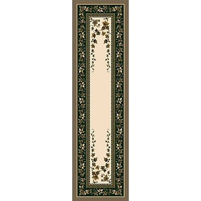 Milliken Signature Ivy Valley Opal Runner; 2'1'' x 7'8''