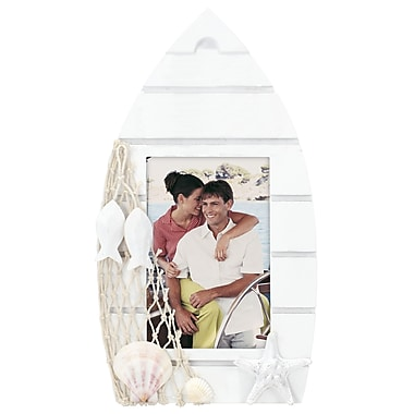 Malden Wood Boat Picture Frame