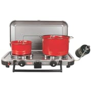 Coleman Gladiator Series Fyre Champion 2 Burner Propane Stove by