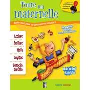 Toute ma maternelle, livre d'activités, français, nouvelle édition