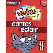 Caractere Flash Cards, Verbs