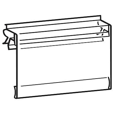 FFR Merchandising Multi-Mount Covered-Face Sign Holder, 3.5