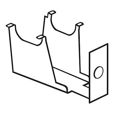 FFR Merchandising ? Support sous-tablette à assemblage avec ressort, sans vis, 12/paquet (1503210002)