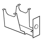 FFR Merchandising Under-Shelf Spring-Mount Bracket, Without Screw, 12/Pack (1503210002)