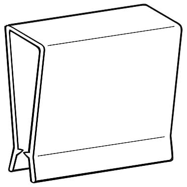 FFR Merchandising ? Pince d?affiche à palette, 2 haut. x 2 long. x 0,44 prof. (po), 50/paquet (1508648200)