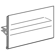 """FFR Merchandising GS SuperGrip® Covered-Face Sign Holder, 3 1/2"""" H x 5 1/2"""" L, 16/Pack (1810344001)"""