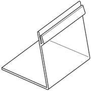 """FFR Merchandising Easel Card Holder, 3""""H x 2""""W, One-Way, 24/Pack (2163380601)"""