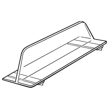 FFR Merchandising Vacuum Formed Divider, 3