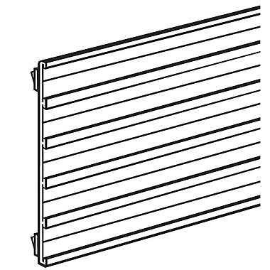 FFR Merchandising ? Porte-affiche à rail, 6 3/4 haut. x 47 7/8 long., 4/pqt. (4301842501)
