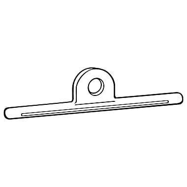 FFR Merchandising Elite Banner Hanger Joiner, Black, with loop, 50/Pack (6115999200)