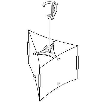 FFR Merchandising TR 90 Triad™ Universal Mobile Kits, Hook, 14/Pack (6201916702)