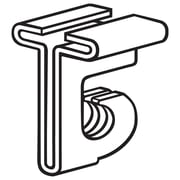 FFR Merchandising - Crochet de plafond en aluminium, une pièce, 50/paquet (6401420300)