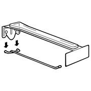 """FFR Merchandising Hook Hiker™ Label Holder, Adhesive Label, 6""""-7"""" L, 100/Pack (7106414002)"""