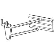 """FFR Merchandising PHC Pegboard/Slatwall Hook with C-Channel, 6"""" L, 50/Pack (7106495102)"""