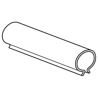 FFR Merchandising Inventory Control Tube, 2