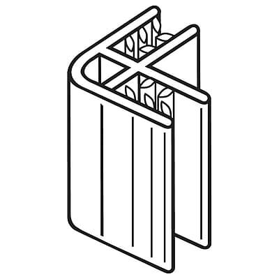 FFR Merchandising 90-100 SuperGrip® 2-Way Panel Former (90Degree), 1