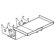 FFR Merchandising Space-Max Under-Shelf Mount Adjustable Shelf Extender, 4/Pack (8404750001)