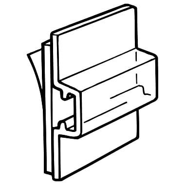 FFR Merchandising PG-513 Adhesive Strap Clip, 1