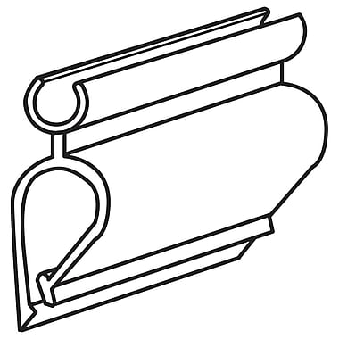 FFR Merchandising Swivel Sign Holders and Adapters, 1 1/2